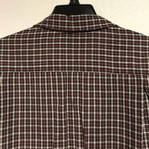 Dickies Shirts - Dickies Long Sleeve Button Up (med)